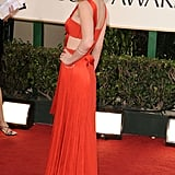 Pictures of January Jones at the 2011 Golden Globes Awards 2011-01-16 16:35:41