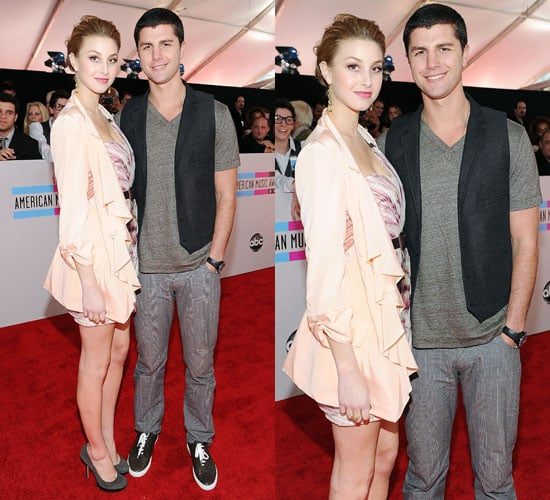 Whitney Port at 2010 American Music Awards 2010-11-21 16:55:18