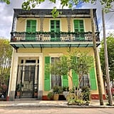 Creole Mansion From Interview With a Vampire — New Orleans, Louisiana