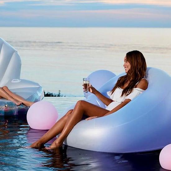 Frontgate Glow Pool Float