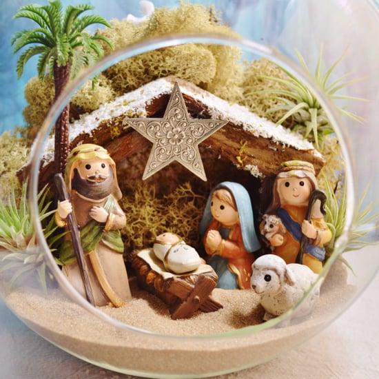 Modern Nativity Scene Sets