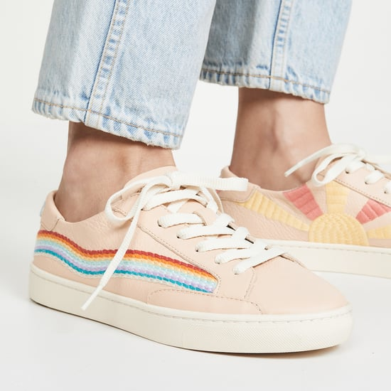 Best Rainbow Sneakers For Women
