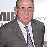 Tommy Lee Jones walked the carpet for the Men in Black III premiere in NYC.