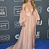 Chloe Bennet at the 2020 Critics' Choice Awards