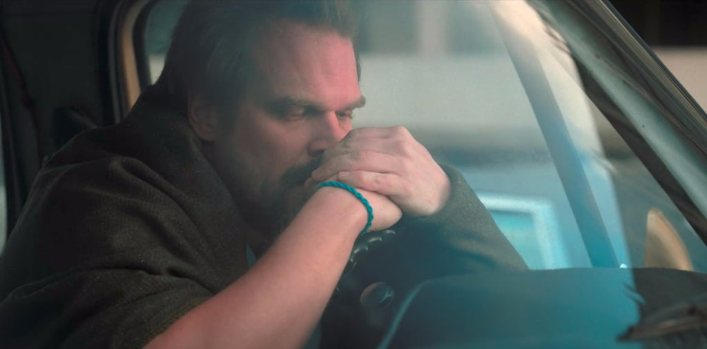 What Is Sheriff Hopper's Bracelet on Stranger Things?