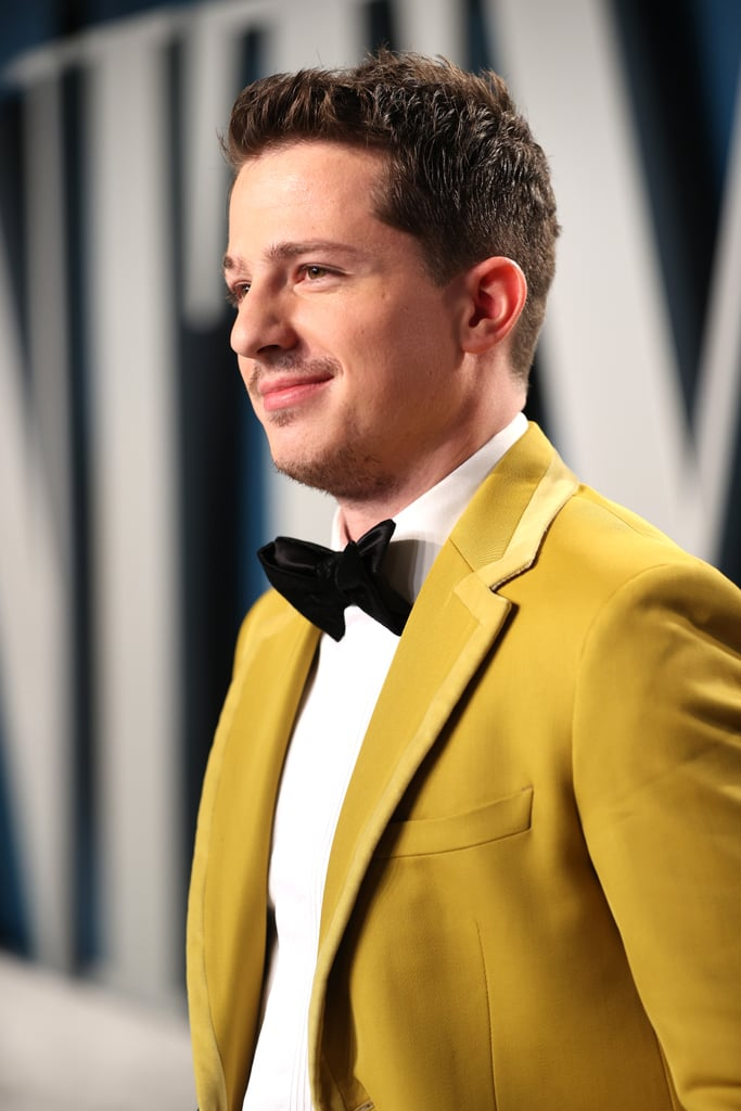 Charlie Puth at the Vanity Fair Oscars Afterparty 2020