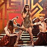 Camila Cabello at the Billboard Music Awards