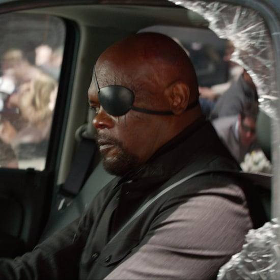 Who Does Nick Fury Call at the End of Avengers Infinity War?