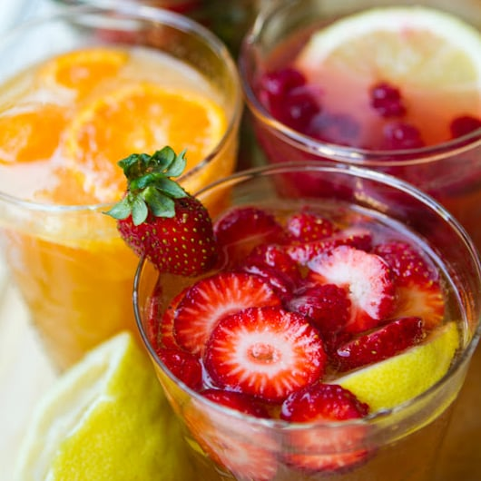 Healthy Mocktail Recipes