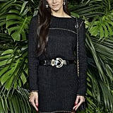Sofia Boutella at the 2020 Chanel and Charles Finch Pre-Oscar Awards Dinner