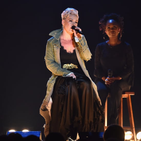 Pink's Performance at the CMA Awards 2017