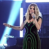 The New LBD: Get a Closer Look at Fergie's Billboard Music Awards Light Dress