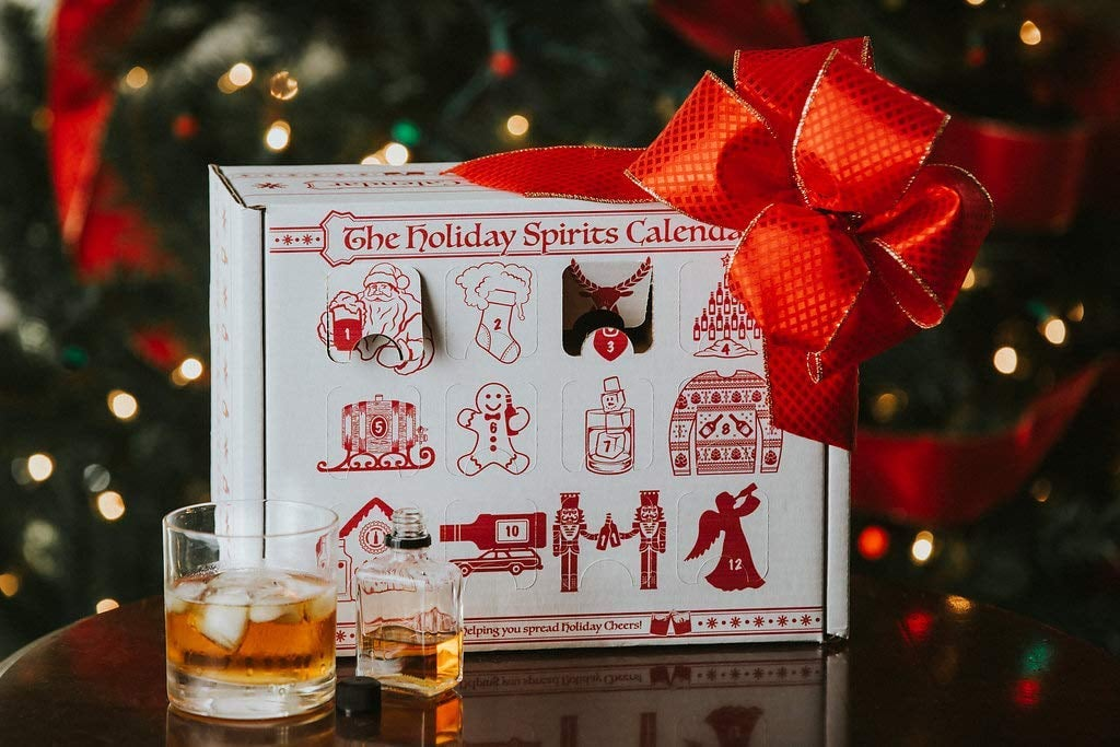 Advent Calendar For Alcohol