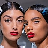 Art School Beauty: Moschino Spring 2020