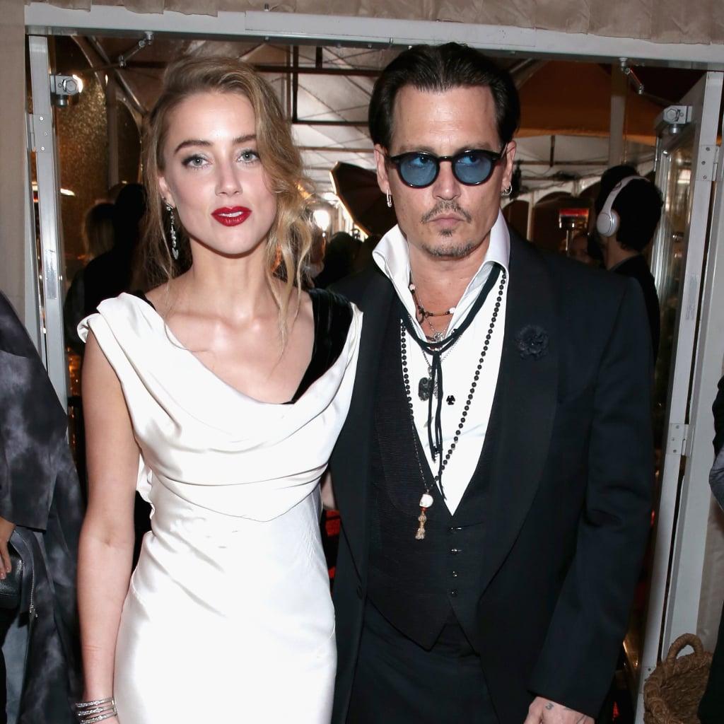 What Did Amber Heard's Wedding Dress Look Like? | POPSUGAR ...