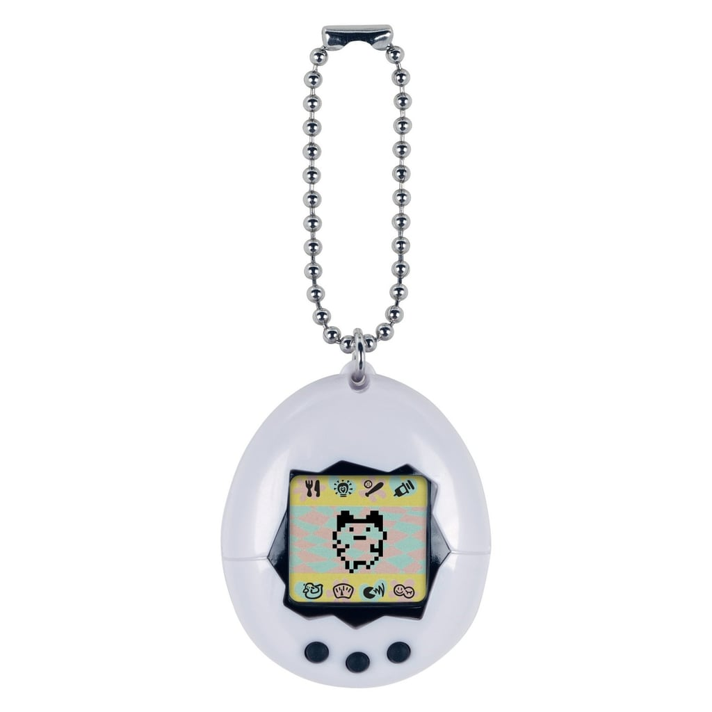 White and Black Original Tamagotchi