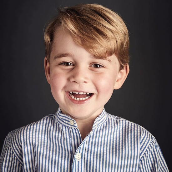 Prince George Official Birthday Portrait July 2017
