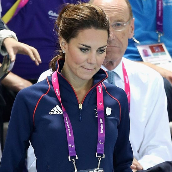 Kate Middleton Gets Emotional At Paralympics