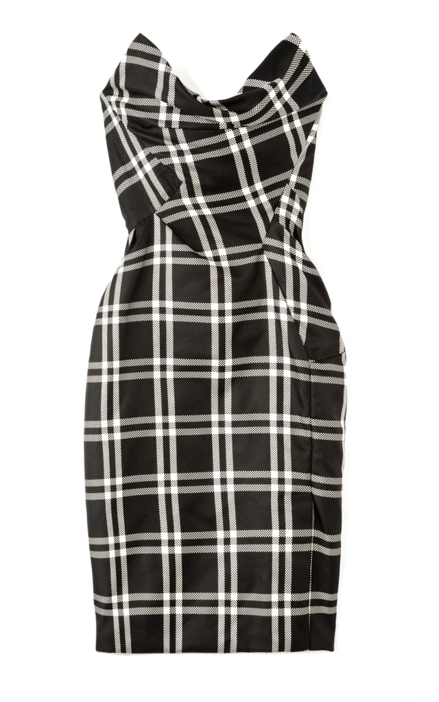 Vivienne Westwood Black and White Dame Corset Dress ($4,330)