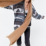 Cosy Brushed Scarf