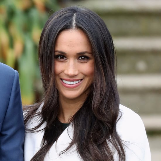 Meghan Markle Curly Hair Pictures