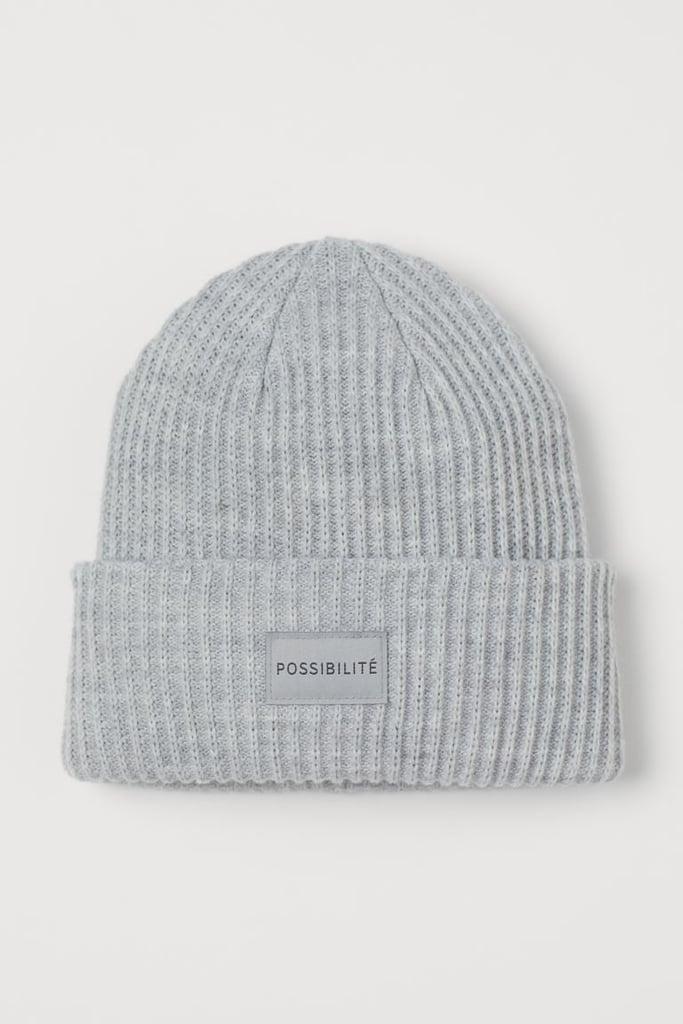 H&M Rib-knit Hat