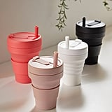 Stojo 24 oz Collapsible Coffee Cup