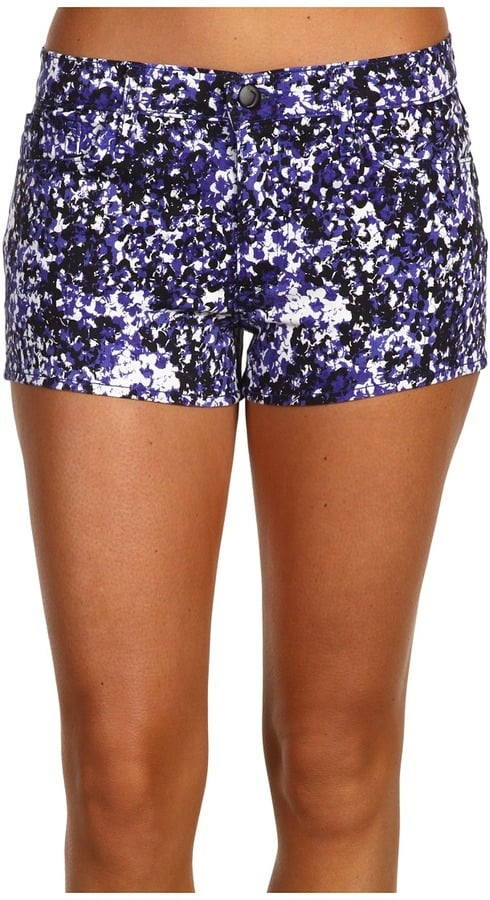 The mix of colors and print on these Joe's Jeans splatter shorts ($37, originally $145) are mesmerizing. To give them a polished feel, add a simple white tank and a black blazer.