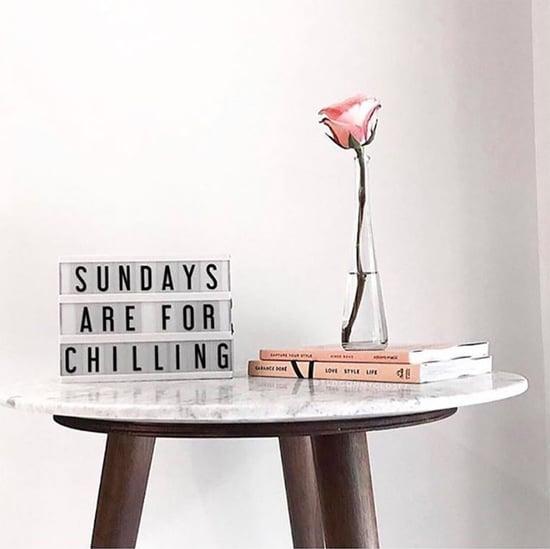 Self-Care Sunday Ideas