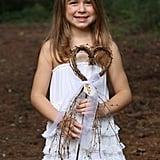 A Rustic Twig Wand