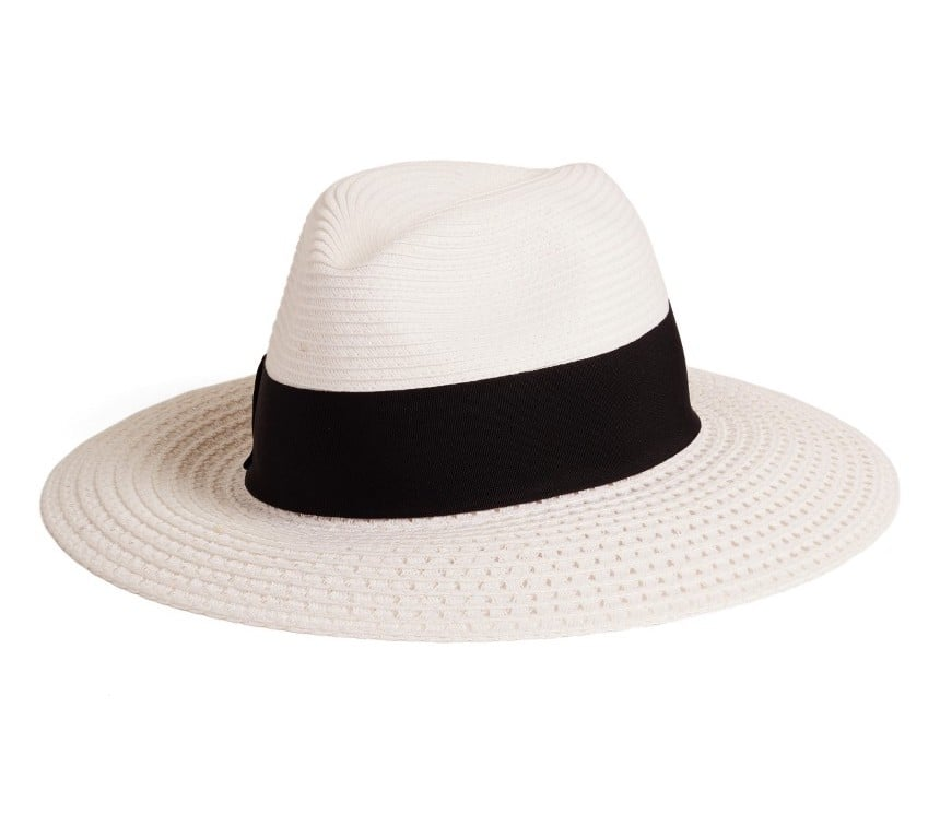 47d72be14ed Nordstrom Wide Brim Straw Panama Hat