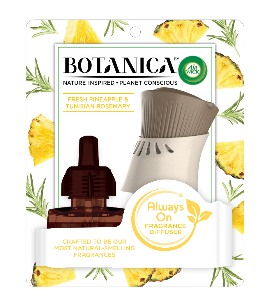 BOTANICA by Air Wick Fresh Pineapple and Tunisian Rosemary