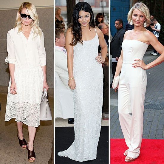 Snoop The Chic White Fashion Trend On All Our Favourite Celebrities
