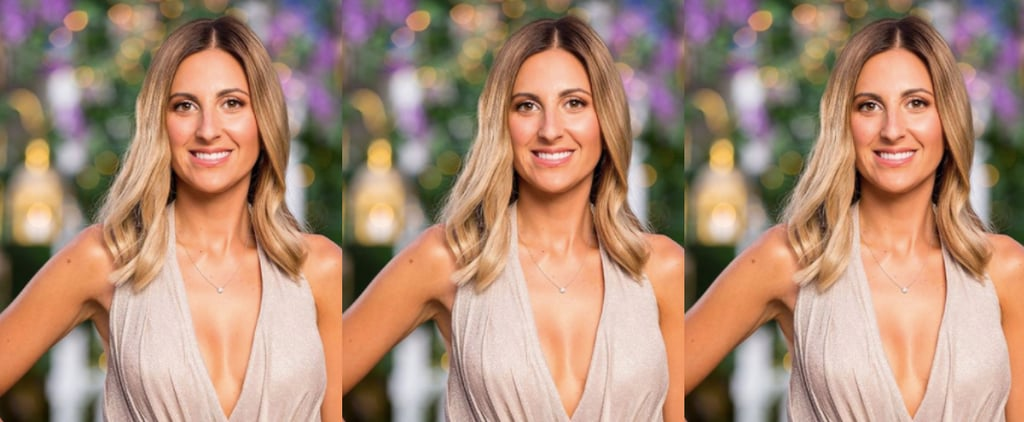 Photos of Irena and Locky on The Bachelor 2020