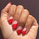 Wavy Nail Art Trend