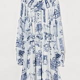 H&M Chiffon Dress with Smocking ($60).