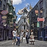 Take a trip to the Wizarding World of Harry Potter