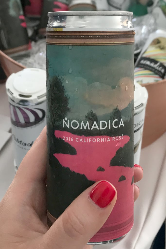 Possibly the most millennial (read: Instagram-worthy) canned wine, Nomadica comes in several eye-catching varieties that speak to different people's aesthetics. You can order Nomadica online or find it in stores in LA, and soon in more states like New York, Oklahoma, and Tennessee.