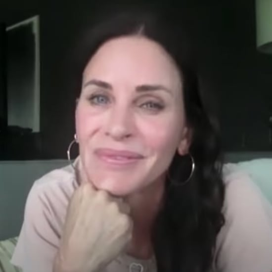 Watch Courteney Cox Talk Binge-Watching Friends on Ellen