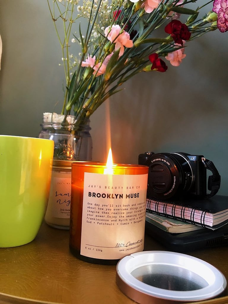 Jay's Beauty Bar Brooklyn Muse Candle