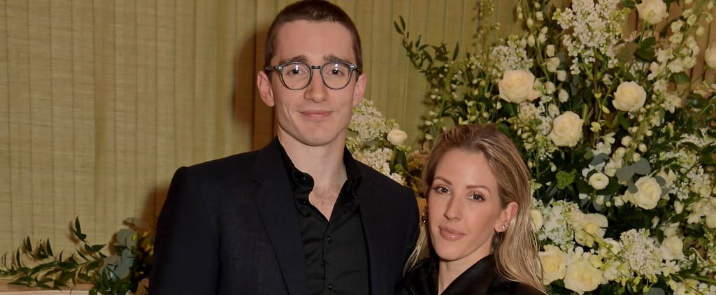 Ellie Goulding and Caspar Jopling Welcome Their First Child