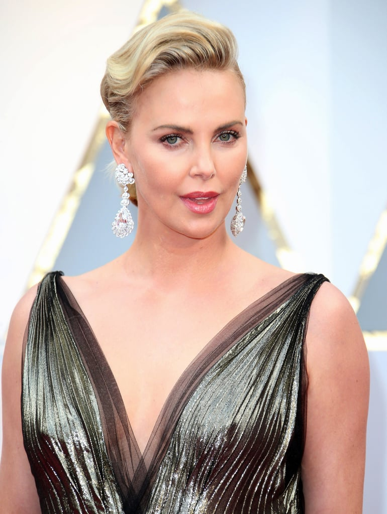 Charlize Theron's Oscars Dress Was Considered Too Sexy For TV in Iran