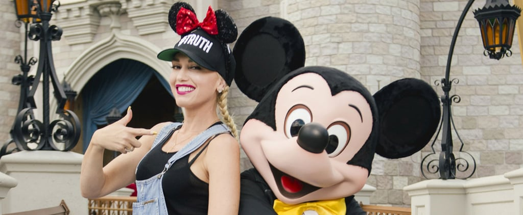 Gwen Stefani Leaves Blake Shelton For a New Man — Mickey Mouse