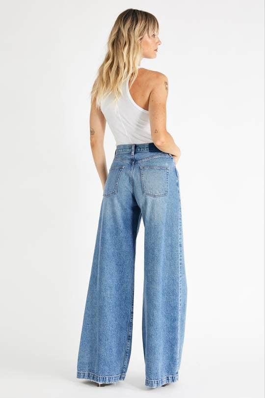 Ética Devon Wide Leg Jeans