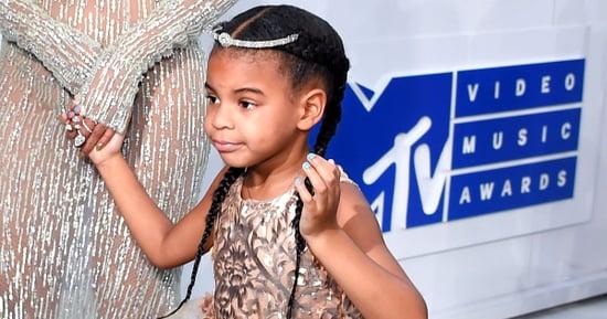 Blue Ivy Wore an $11,000 Dress to the MTV VMAs 2016