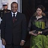 Swaziland: King Mswati III