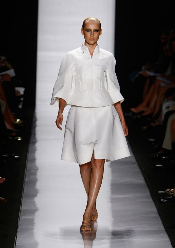 Ralph Rucci Spring 2009