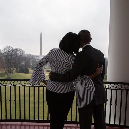 Michelle Obama's Last Instagram as First Lady
