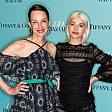Cynthia Rowley and Kit Keenan Harper's Bazaar 150th Anniversary Event in 2017