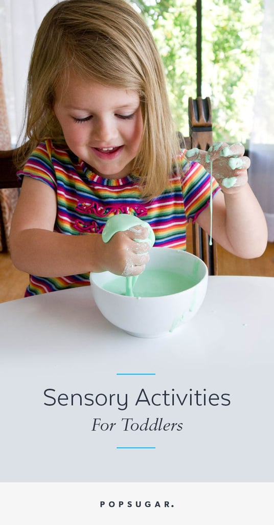 A Feast For the Senses! 9 Sensory Activities For Tots